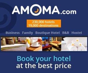 amoma travel